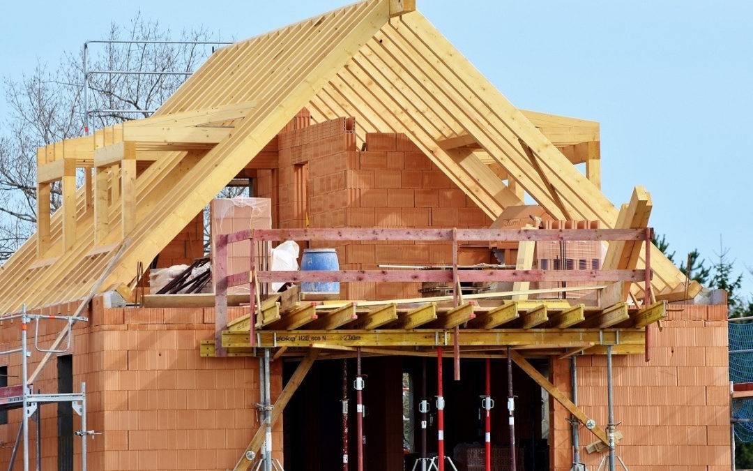 Einde aftrek rente bij woning in aanbouw